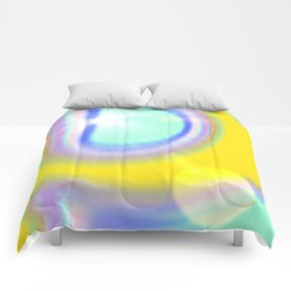 light and colour Comforters