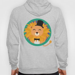 Lion groom with cylinder T-Shirt D2dqz Hoody