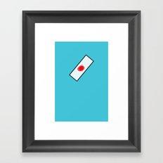 Dexter Morgan Framed Art Print