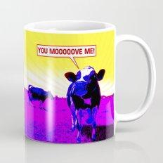 Psychedelic Cows Mug