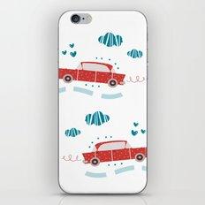 A ride iPhone & iPod Skin