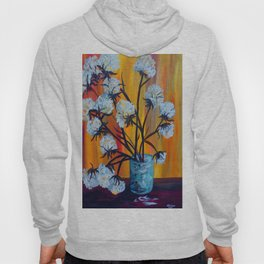 Bouquet of Cotton Hoody