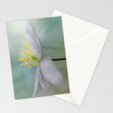 Gorgeous Wood Anemone... Stationery Cards
