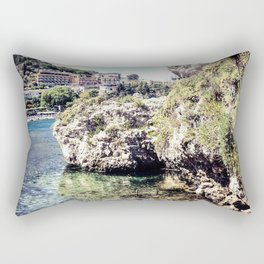 The Grotto Rectangular Pillow