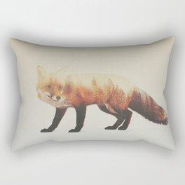 Veluwe V2: Fox Rectangular Pillow