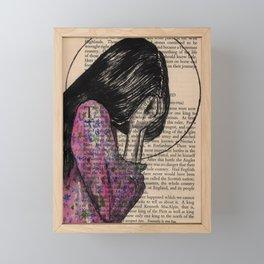 Despe Framed Mini Art Print