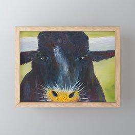 Herman Framed Mini Art Print