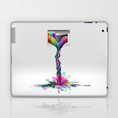 No more paintings, Photoshop it's broken! Laptop & iPad Skin