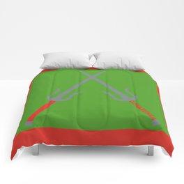 Cowabunga (Raphael Version) Comforters