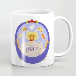 Messy Buns & Ugly Sweater Coffee Mug