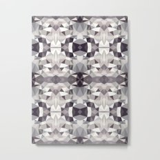 50 Shades Tribal Metal Print