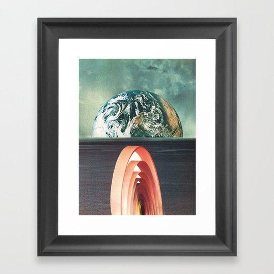 meyer Framed Art Print