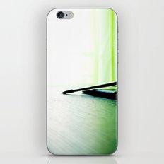 Writer_Thinker iPhone & iPod Skin