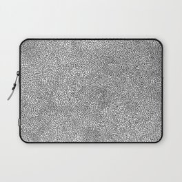 turbulence: puzzle pieces Laptop Sleeve