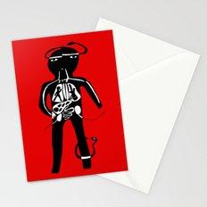 body Stationery Cards