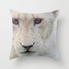 Izulu Throw Pillow