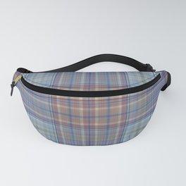 Classic Scottish plaid tartan pattern Fanny Pack