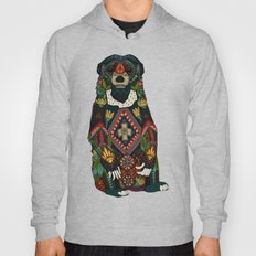 sun bear mint Hoody