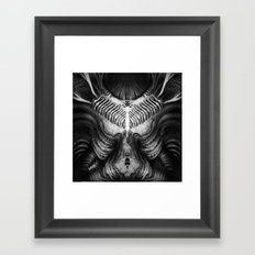 Giger Chest Framed Art Print