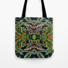 Sweet Green Algae Tote Bag