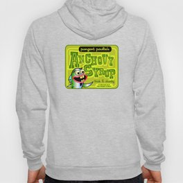 pungent paulie's anchovy syrup Hoody