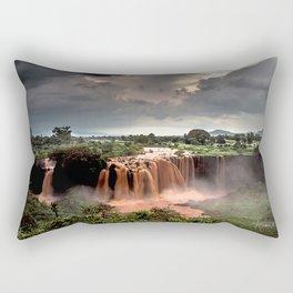 Nile Falls Rectangular Pillow