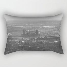Steel Mills Rectangular Pillow