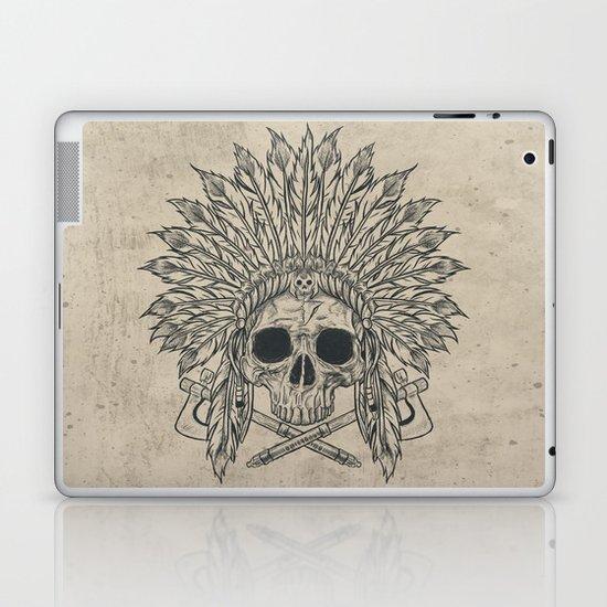 The Dead Chief Laptop & iPad Skin
