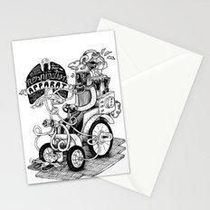 Respiration Apparat Stationery Cards