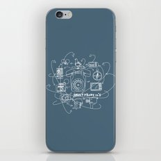Smartphone 70's iPhone & iPod Skin