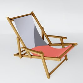Deyoung Living Coral Sling Chair