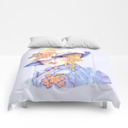Ascot Girl Comforters