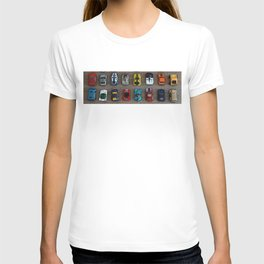 1980's Toy Cars T-shirt