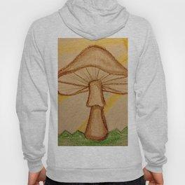 Mushrooms in the sun Hoody