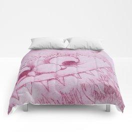 Wild Pink Comforters