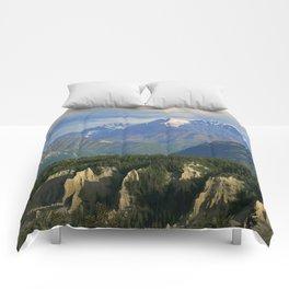 Northern Chugach Mountains Comforters