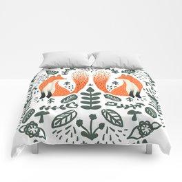 Fox Lore Comforters
