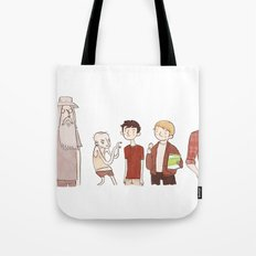 The Broship of the Ring Tote Bag