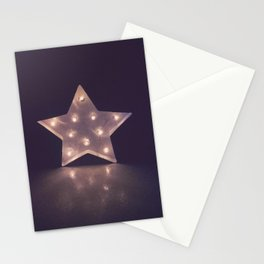 Wish upon a star 2 Stationery Cards
