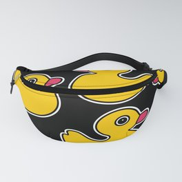 Yellow Rubber Duck Fanny Pack