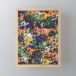 Abstract 36 (V2) Framed Mini Art Print