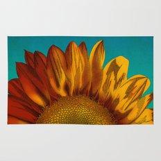 A Sunflower Rug