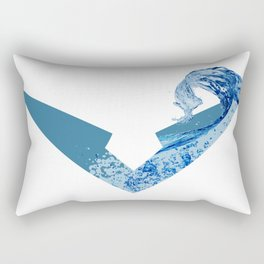 Guardian of Water - Voltron Rectangular Pillow
