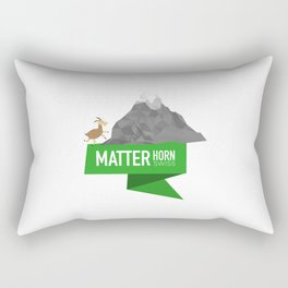 Matterhorn | Swiss Creation Rectangular Pillow