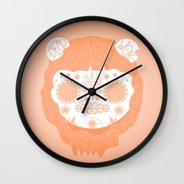 Deadwok Wall Clock