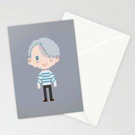 Pixel Viktor Stationery Cards