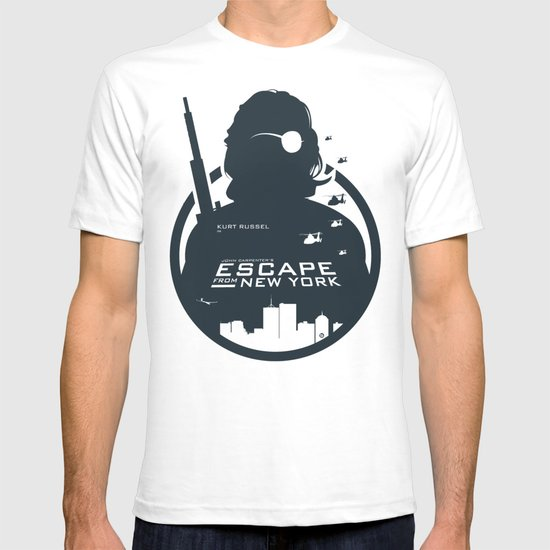 John Carpenter's Escape From New York T-shirt