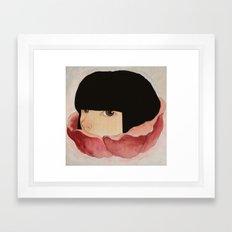 In Bloom :: I See You Framed Art Print