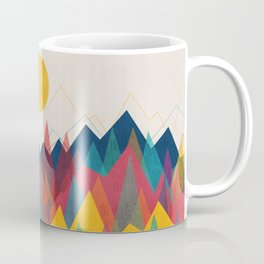 Uphill Battle Coffee Mug