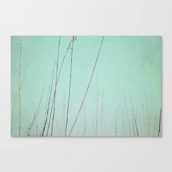 Quiet Breath Canvas Print